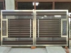 Image Result For Front Gate Designs In Kerala