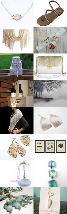 Delicate Spring  by Ely Borisova on Etsy--Pinned with TreasuryPin.com
