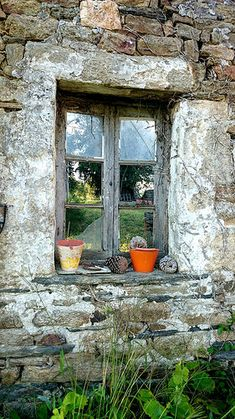 A window with a view | Flickr - Photo Sharing! I like the reflections on the windows.