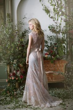 """THE GILDED AGE"" F/W 2016 CLAIRE PETTIBONE 