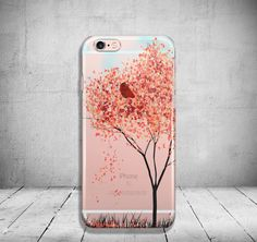 Tree iPhone Case Clear iPhone 6s Case Clear iPhone 6s by PaiBai