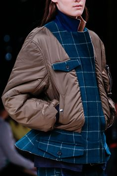 Sacai Fall 2013 RTW - Details - Fashion Week - Runway, Fashion Shows and Collections - Vogue