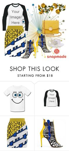 """""""Snapmade"""" by vaslida ❤ liked on Polyvore featuring Kenzo, The Wandering Collective and Marc Jacobs"""