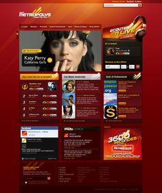 Stay up to date with daily web design news: News Web Design, App Design, Katy Perry, Music Websites, Beautiful Web Design, Ui Design Inspiration, Apps, Showcase Design, Interactive Design