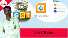 How to get Gst Rates finder