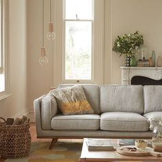 Find inspiration for your next home interior project & shop the look with freedom. Browse our curated home interior collections by room for furniture, decor & lighting ideas. Freedom Furniture, Living Furniture, Living Room Sofa, Home Living Room, Home Furniture, Living Spaces, Living Area, Lounge Suites, Fabric Sofa