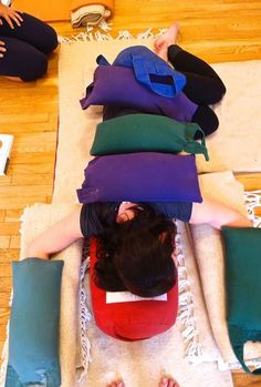 1000 images about iyengar yoga restorative on pinterest