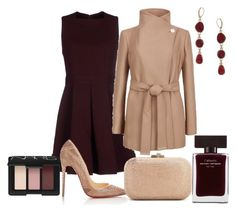 """fall-winter 2015"" by vicinogiovanna ❤ liked on Polyvore featuring Proenza Schouler, Christian Louboutin, Judith Leiber, Ted Baker, Humble Chic, Narciso Rodriguez, NARS Cosmetics, polyvorecommunity, polyvoreeditorial and fallfashion"