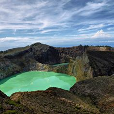 Check out this list: Epic Volcano Hikes Around the World