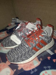 ac6dfc12a9224 Adidas NMD R2 PK Primeknit Camo Glitch Black White Red BY9409 Mens 11   fashion