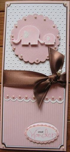 Baby shower invitation by Trish O'Brien - Cards and Paper Crafts at Splitcoaststampers