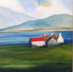 Irish contemporary landscape artist, artist business mentor and artist website designer. Living on Achill Island, Co.Mayo where he runs annual summer painting workshops and art classes. Author of An Artists Business Guide - www.anartistsbusinessguide.com