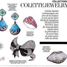 @colettejewelry thank you so so much for this beautiful credit @lofficielparis and my dearest friend @emilyminchella who I love so much ❤️❤️❤️