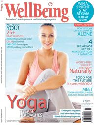 Issue 143--Learn how to ease headaches with yoga, tackle life's big challenges by yourself, recover from surgery naturally, build a low-chemical home and more!