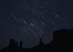 Geminid meteor shower | Leonids Over Monument ValleyImage Credit & Copyright: Sean M. Sabatini