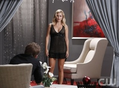 """Disturbing Behavior""--LtoR: Paul Wesley as Stefan and Claire Holt as Rebekah on THE VAMPIRE DIARIES on The CW. Photo: Quantrell D. Colbert/The CW ©2011 The CW Network. All Rights Reserved."