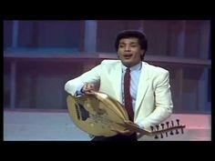 المطرب المصري علي الحجار مع أغنية عنوان بيتنا