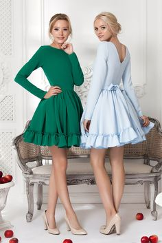 Pre Fall Collection 15 in 2020 Lovely Dresses, Simple Dresses, Casual Dresses, Short Dresses, Summer Dresses, Skirt Outfits, Dress Skirt, Dress Up, Classy Dress