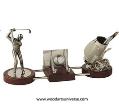 upto 65% off  Golf Desk Organizer With Golf Bag Pen Holder WASCJLG1024  http://woodartsuniverse.com/catalog/product_info.php?cPath=28&products_id=469