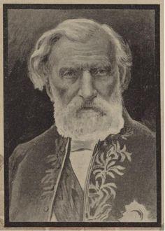 Ambroise Thomas (1811-1896), drawing (1896), by Edward Loevy (1857-1911), published in L'Illustré Soleil du Dimanche, neuvième année, n° 9.