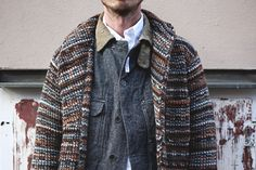 """timpoblete: """"Nitty Gritty & Engineered Garments http://www.nittygrittystore.com """""""