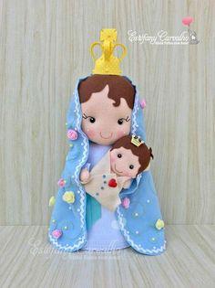Christmas Nativity, Santa Christmas, Christmas Crafts, Christmas Ornaments, Felt Crafts, Diy And Crafts, Arts And Crafts, Santa Doll, Felt Patterns