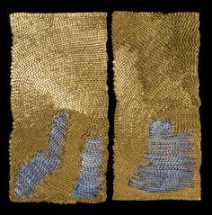 Olga de Amaral ... amazing tapestries