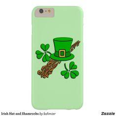 Irish Hat and Shamro
