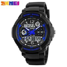SKMEI Brand Fashion Children Sport Watches Kids Quartz Digital Watch Relogio Relojes Boys Waterproof Girls Wristwatches 1060