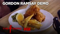 Gordon Ramsay Demonstrates How To Make Fish & Chips: Extended Version | Season 1 Ep. 6 | THE F WORD - YouTube