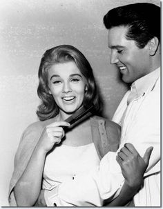 Elvis with Ann-Margret - Viva Las Vegas