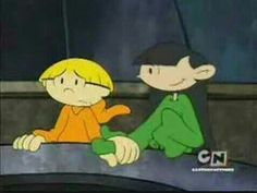 Codename Kids Next Door Operation Z.E.R.O Kuki holding Wally's hand