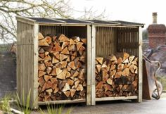 Log Store £282.00 (Two shown together here!)  #KernowFires