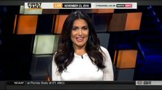 Molly Qerim Espn First Take