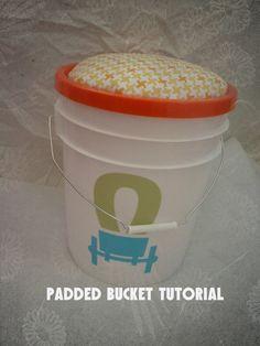 Home Delicious: Pioneer Trek Part 4 - The Padded Bucket