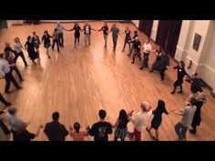 CCD - Contra Dance Beginner's Session - Seth Tepfer PART I