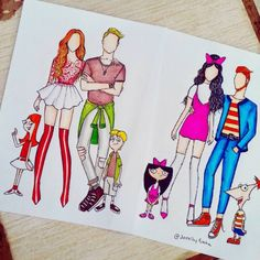 Phineas and Ferb couples all grown up 😢❣️ Cute Disney Drawings, Kawaii Drawings, Cute Drawings, App Drawings, Art Sketches, Dress Drawing, Drawing Clothes, Fashion Design Drawings, Fashion Sketches