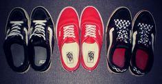 I just .. love vans :')