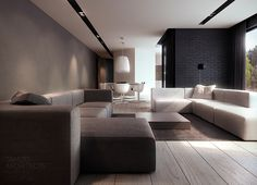 y-house interior design, pabianice.