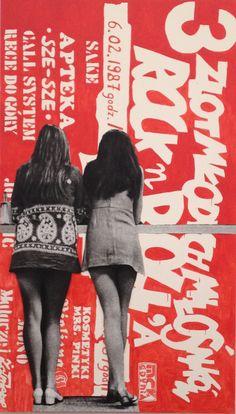 Rock and Rolla by Paulina Olowska