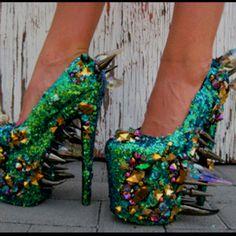 Gasoline Glamour! I want these like whoa!