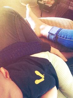 mom's point of view. #snuggle #style #afterlight #vsco baby and mom