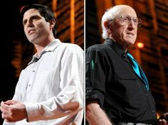Stewart Brand + Mark Z. Jacobson: Debate: Does the world need nuclear energy?   Video on TED.com