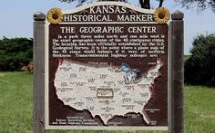 Image result for Where is the geographic center of the United States of America
