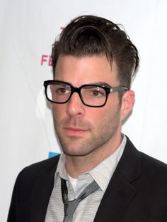 The adorable Zachary Quinto
