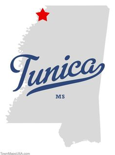 Tunica, Mississippi, is a town in Tunica County, near the Mississippi River. Until the early 1990s it was one of the most impoverished places in the U. S. Now, it lies on the fringe of a gambling resort area, with casinos attracting visitors from nearby Memphis, and all over the Southeast.