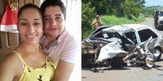 Após matar mulher a facadas, marido morre em acidente