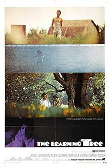 """On September 19, 1989, The Learning Tree (written and directed by Gordon Parks and released in 1969) was named to the United States National Film Registry by the Library of Congress as being """"culturally, historically, or aesthetically significant"""". It was the first major studio film to be directed by an African American, and is based on Parks' semi-autobiographical novel of the same name published in 1964. #TodayInBlackHistory"""
