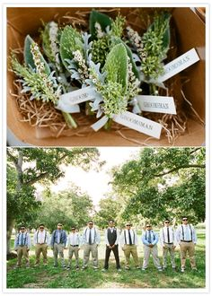 mismatched laidback groomsmen; Photography: Love Me Sailor / Design + coordination: Jesi Haack Design