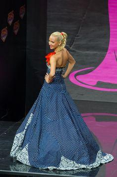 Jeanette Borhyov, Miss Universe Slovak Republic 2013